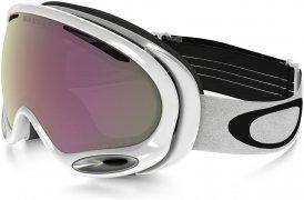 Oakley A-Frame 2.0 Prizm Skibrille Weiß