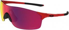 Oakley EVZero Pitch Prizm Road Radbrille Rot