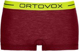 Ortovox Damen 105 Ultra Hot Pants Rot S