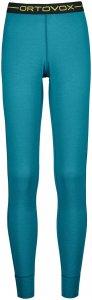 Ortovox Damen 145 Ultra Long Hose Blau L