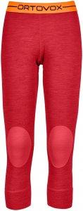Ortovox Damen 185 Rock'n'Wool Short Pants Rot L