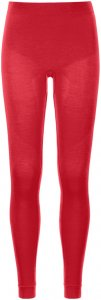 Ortovox Damen Competition Long Pants Rot S