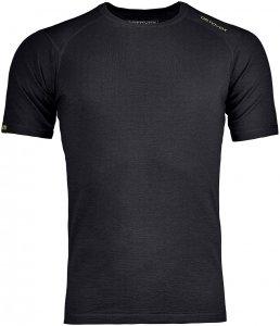 Ortovox Herren 145 Ultra T-Shirt Schwarz XL