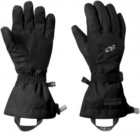 Outdoor Research Damen Adrenaline Handschuhe Schwarz L