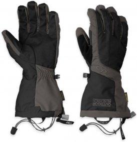 Outdoor Research Herren Arete Handschuhe Schwarz S