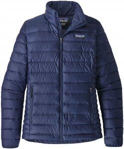 Patagonia Damen Down Sweater Blau XL