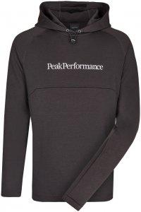 Peak Performance Herren Will Hoodie Schwarz S