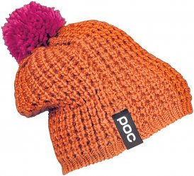 POC Color Beanie Orange