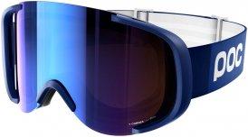 POC Cornea Mirror Skibrille Blau