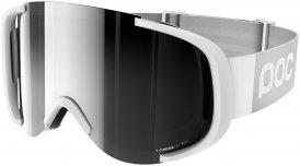 POC Cornea Mirror Skibrille Weiß