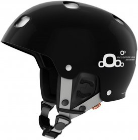 POC Receptor Bug Adjustable 2.0 Skihelm Schwarz