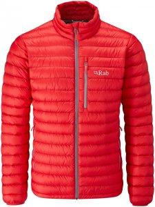 Rab Herren Microlight Jacke Rot XL