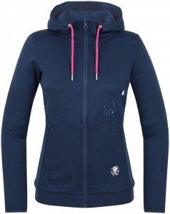 Rafiki Damen Root Hooded Jacke Blau L