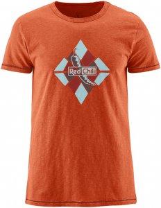 Red Chili Herren Genesis 18 T-Shirt Orange L