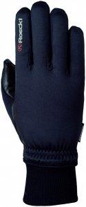 Roeckl Kolon Handschuhe Schwarz XL