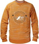 abk Herren Cattura Pullover Orange L