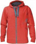 abk Herren Narvik Hooded Jacke (Größe S, Rot)