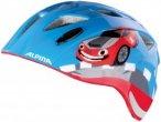 Alpina Kinder Ximo Flash Fahrradhelm Blau