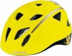 Alpina Kinder Ximo Flash Fahrradhelm Gelb