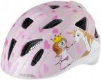 Alpina Kinder Ximo Flash Fahrradhelm Pink