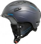 Alpina Snow Mythos Skihelm Blau