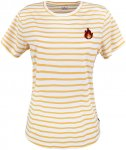 Alprausch Damen Heissi Tina T-Shirt (Größe XS, Gelb)
