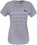 Alprausch Damen Sägel Sophie T-Shirt (Größe XS, Weiß)