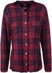 Alprausch Damen Tschanis Bluse (Größe XS, Rot)