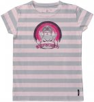 Alprausch Kinder Namaste Murmeli Meitli T-Shirt (Größe 116, Pink)