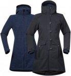 Bergans Damen Bjerke 3in1 Mantel Blau XS