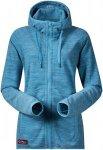 Bergans Damen Hareid Jacke Blau S