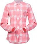 Bergans Damen Jondal LS Hemd Pink XL