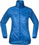 Bergans Damen Slingsby Ins Hybrid Jacke Blau L