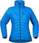 Bergans Damen Slingsbytind Down Jacke Blau XL