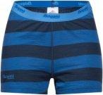 Bergans Damen Soleie Boxer (Größe XS, Blau) | Kurze Unterhosen > Damen