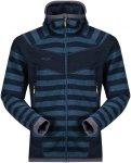 Bergans Herren Hollvin Wool Jacke Blau XL