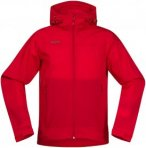 Bergans Herren Microlight Jacke (Größe L, Rot) | Softshelljacken > Herren