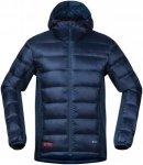 Bergans Herren Myre Down Jacke Blau XL
