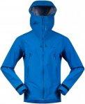 Bergans Herren Slingsby 3L Jacke (Größe S, Blau)