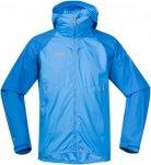 Bergans Herren Slingsby Ultra Jacke (Größe XL, Blau) | Softshelljacken > Herre