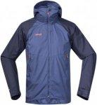 Bergans Herren Slingsby Ultra Jacke (Größe S, Blau) | Softshelljacken > Herren