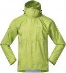 Bergans Herren Slingsby Ultra Jacke (Größe L, Grün) | Softshelljacken > Herre