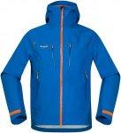 Bergans Herren Storen Jacke Blau XL