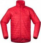 Bergans Herren Uranostind Ins Jacke Rot XL