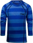 Bergans Kinder Fjellrapp Shirt Blau 92