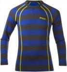 Bergans Fjellrapp Shirt Blau 128