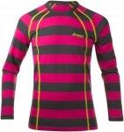 Bergans Kinder Fjellrapp Shirt Pink 128