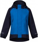 Bergans Kinder Knatten Jacke Blau 116
