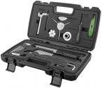 Birzman Essential Tool Box Werkzeugkoffer (Schwarz) | Fahrradwerkzeug & Fahrradp
