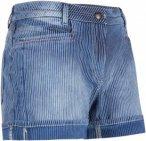 Chillaz Damen Be Cool Shorts Blau S